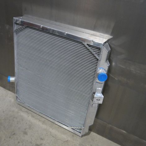 Radiator Aluminum Replacement