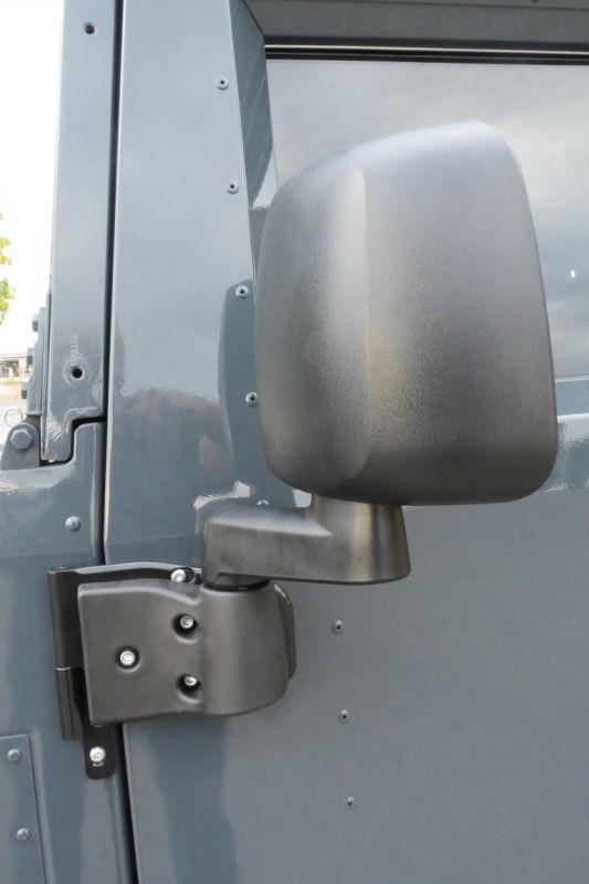 Humvee After Market Mirror With Hinge Mount