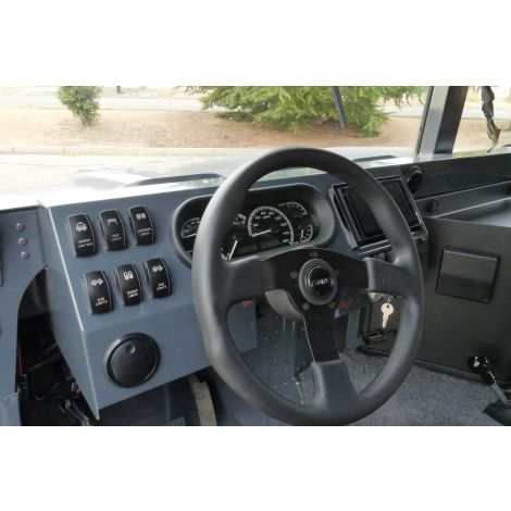 Custom Dash with A/C Vents and gauges