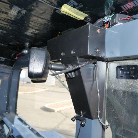 12V Wiper motor conversion